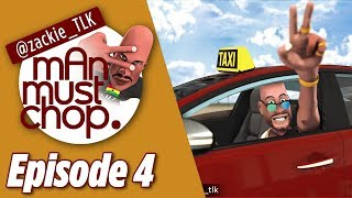 Download Aluta Da Great Comedy - Man Must Chop: Episode 4 - Aluta The Taxi Driver