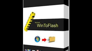 How to make bootable pendrive using Novicorp Win to Flash