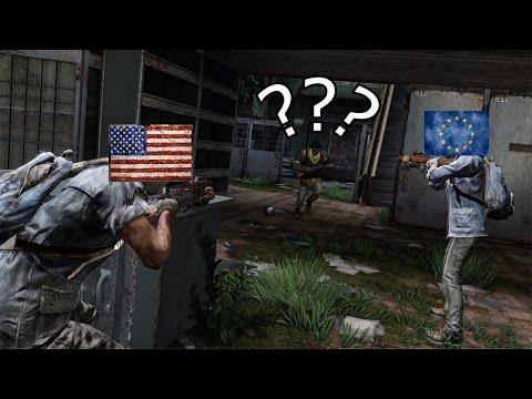 The Last Of Us Remastered - EU/US Version Comparison