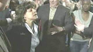 Lady Delia Knox Healing Touch from God!