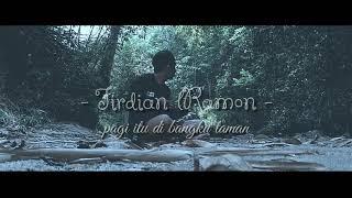 SEIRING WAKTU BERJALAN - PAGI ITU DI BANGKU TAMAN (COVER)