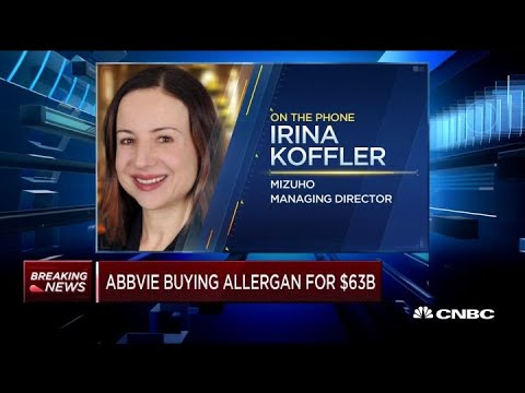 Not surprising Allergan is getting acquired now, says Mizuho managing director