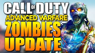 Call of Duty: Advanced Warfare ZOMBIES! CO-OP Mode - Advanced Warfare Multiplayer Gameplay