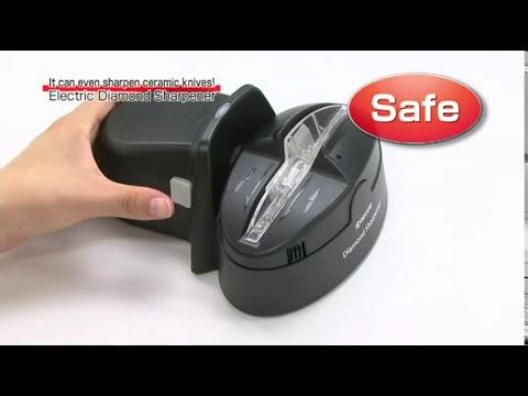 Kyocera Electric Knife Sharpener For Ceramic Knives