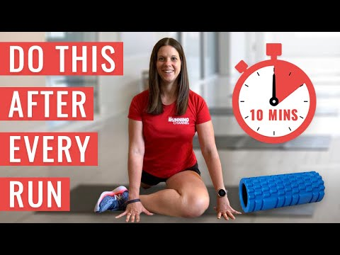 You Need To Do This AFTER Every Run | Recovery Routine For RUNNERS