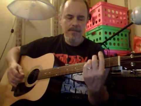 Guitar Lesson Dear Mr Fantasy Youtube