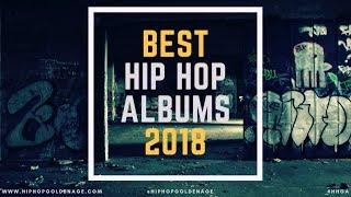Top 20 Hip-Hop Albums Of 2018 Part 1