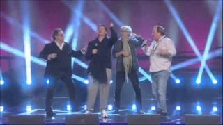 Ravaillacz - En riktig jävla schlager (Melodifestivalen 2013) - Repetitionsklipp