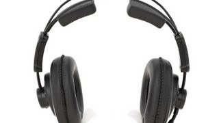 Superlux HD 668 B Headphones Kurzreview