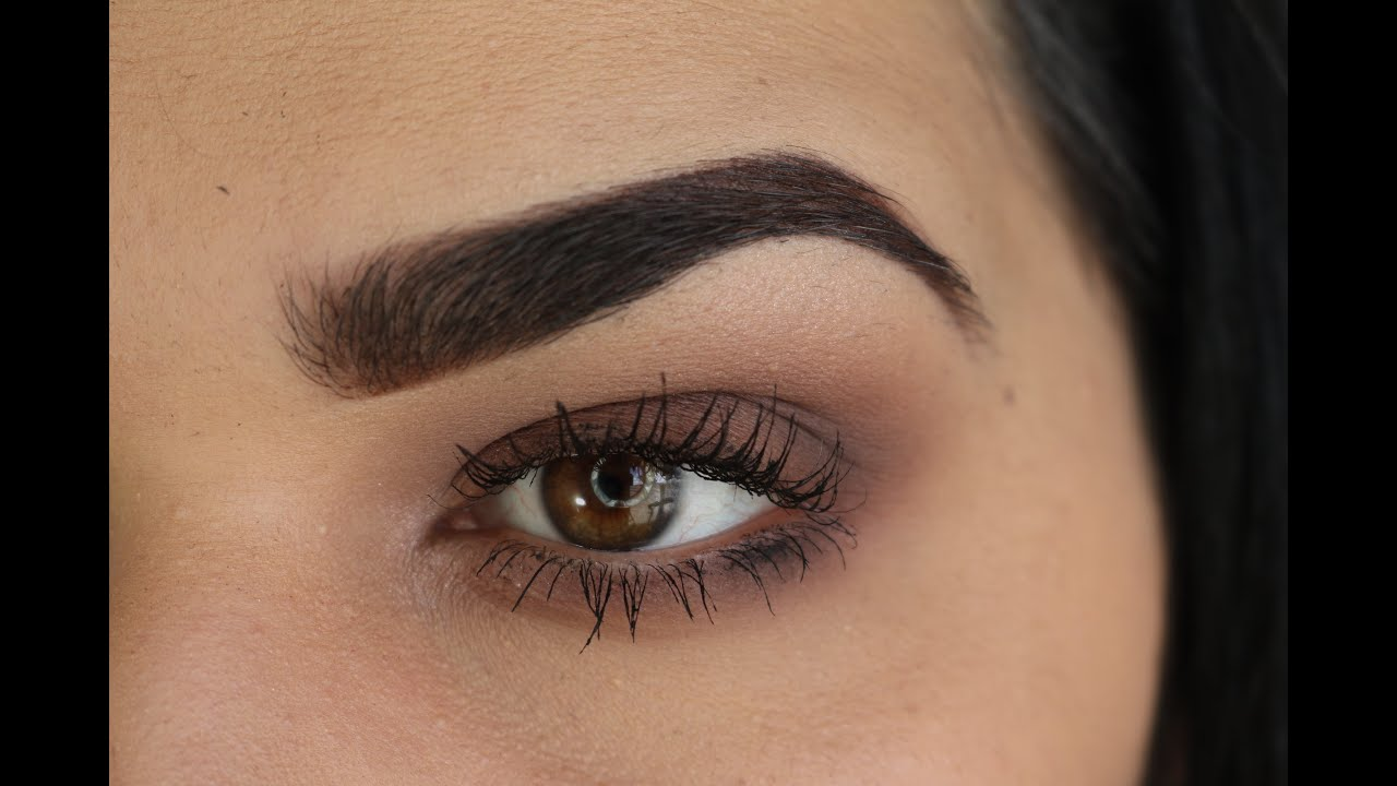 Rimmel Brow This Way Demo Youtube