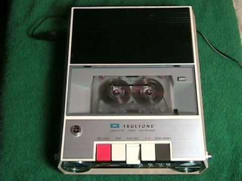 Born Again Tape Recorder