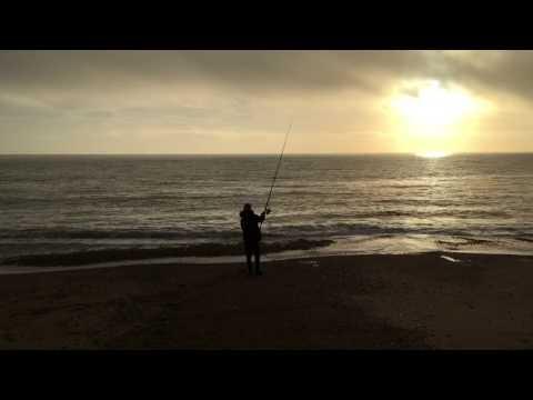 Sea fishing at Seaford