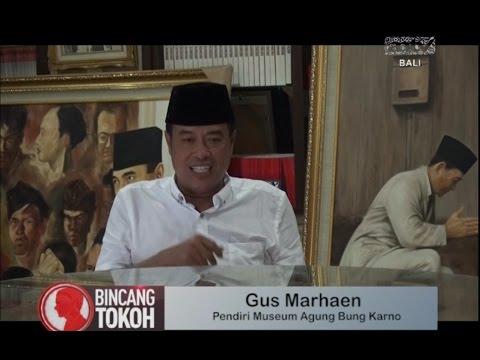 Bincang tokoh Bali, Gus Marhaen, pendiri museum Bung Karno (antv)