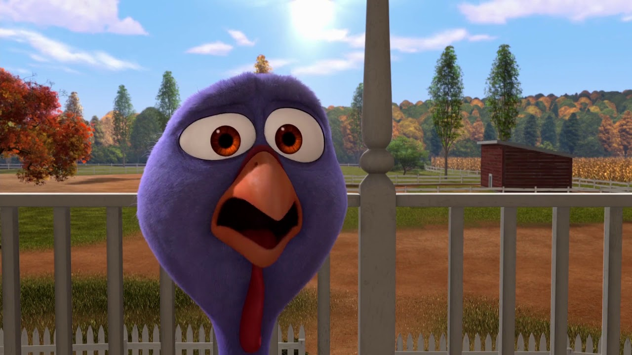 Download Free Birds ( 2013 ) == First 2 minutes scene ==