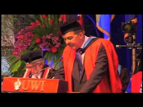 H.E. Anthony Thomas Aquinas Carmona, President of the Republic of Trinidad and Tobago - LLD
