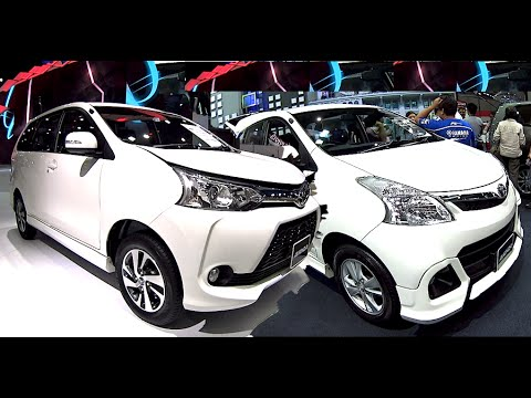 Toyota Grand New Veloz Price Avanza 1.5 At 2016 2017 Vs 2014 2015 Compare Cars Auto Moto