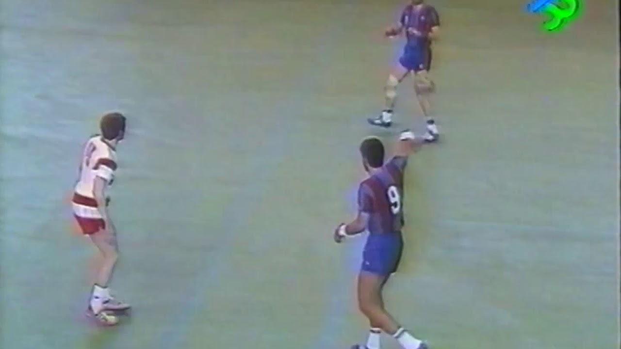 Copa de Europa 1989/90 - SKA Minsk vs Barcelona - Final-IDA (Minsk)