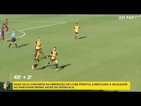AD Fafe 1 x 2 FC Felgueiras 1932 - Campeonato de Portugal 18/19