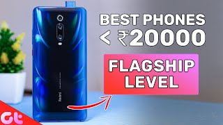 TOP 6 BEST PHONES UNDER 20000 In December 2019 | FLAGSHIP LEVEL | GT Hindi