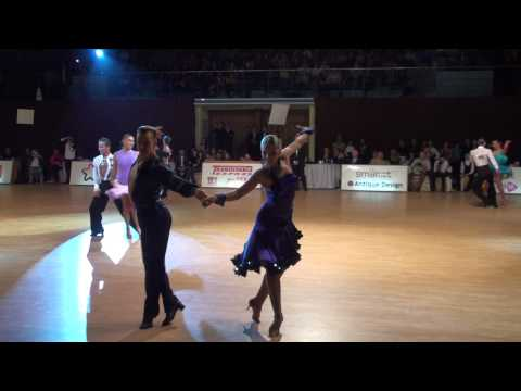 BRASOV TRANSYLVANIAN GRAND PRIX 2010 - IDSF INTERNETIONAL OPEN LATIN - FINAL 1