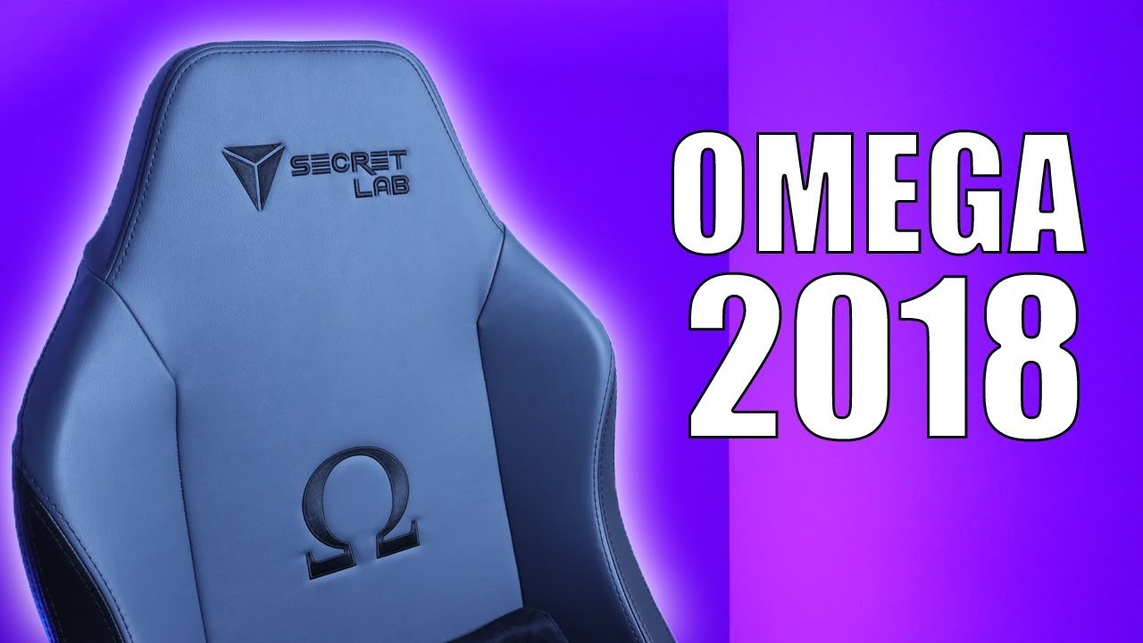 Secret Lab Omega 2018 Gaming Chair Review