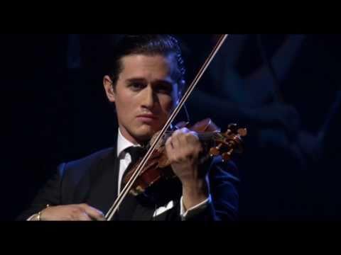 Charlie Siem plays 'Estrellita' at Night of the Proms