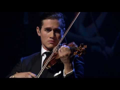 Charlie Siem plays 'Estrellita' at Night of the Proms
