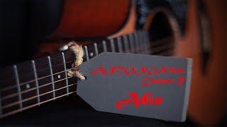 ANTONIA feat. Connect-R - Adio (Tutorial Chitara)