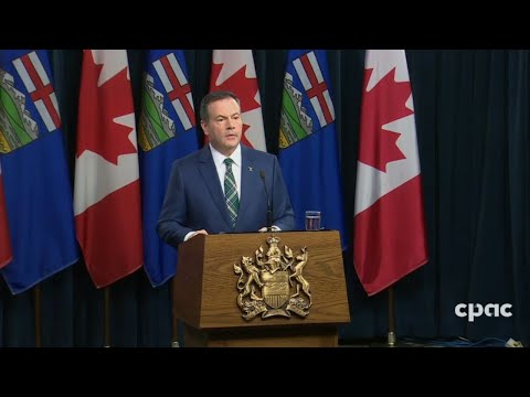 Alberta Premier Jason Kenney declares state of emergency due to COVID-19 - March 17, 2020