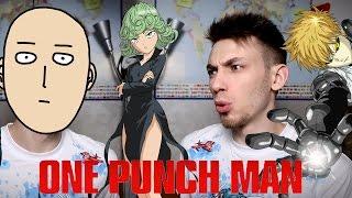 Я в шоке от нового аниме One Punch Man [Первое впечатление]