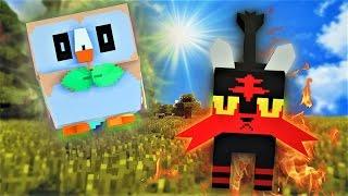 "Minecraft PokeCube - ""THE ADVENTURE BEGINS!"" - Episode 1 - (Minecraft Pokemon Mod)"