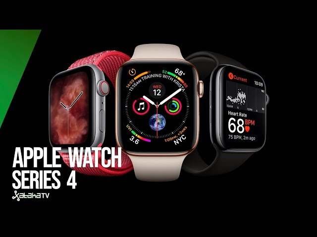 Apple Watch Series 4 1a86a36cf4a8