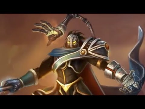 видео: Лига Легенд | Виктор против Зиггса на миде