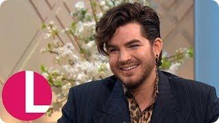 Adam Lambert on Finding Love and Honouring Freddie Mercury in New Tour   Lorraine