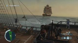 Lets Play AC 3 Ep 26 Battle ship 3