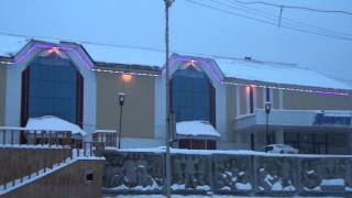 видео Отель Якутия, г. Алдан