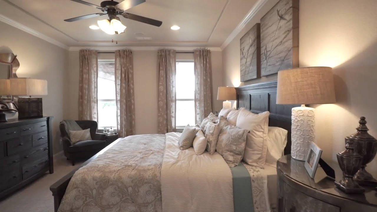 Model homes virtual tour texas