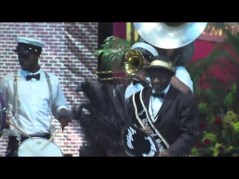 Loyola University New Orleans Law Commencement 2017