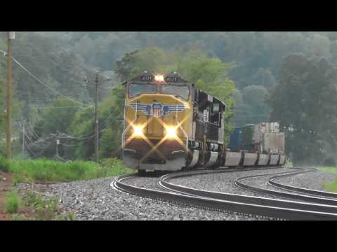 Railroaders' Last Ride - NS 229 on the K&O