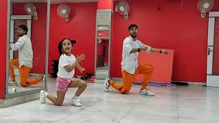AGAR Mai Jo RUTH JAU  | Bonding | Love | Dance | kids choreography | Piyush/Aahana |