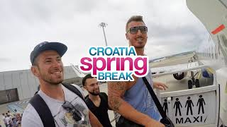 Repeat youtube video ULTIMATE PARTY TRIP IN EUROPE: original Croatia Spring Break!