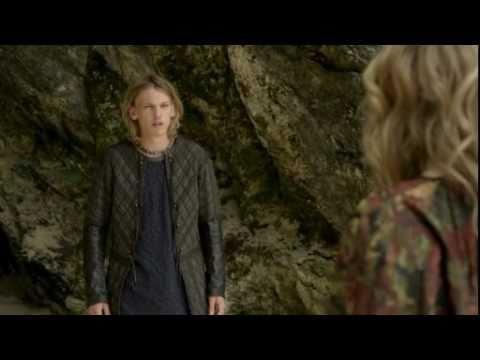 Arthur & Guinevere love scene [Camelot]