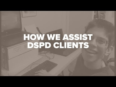 Assisting Clients With DSPD