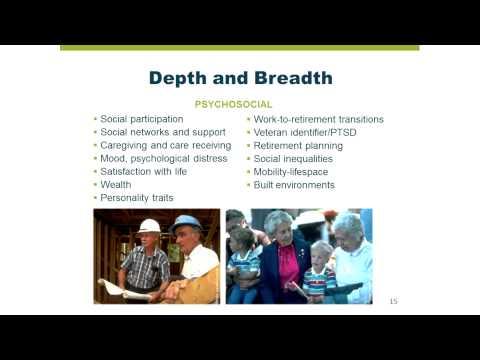 Webinar on the CLSA for Neurological Health Charities Canada