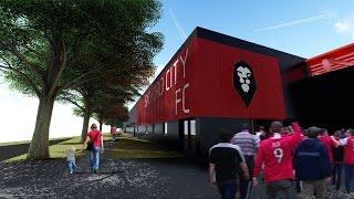 Stadium plans for Moor Lane!