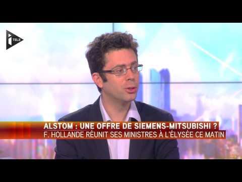 Alstom : offensive conjointe de Mitsubishi et Siemens
