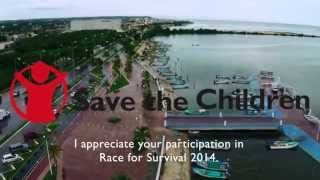 Race for Survival 2014