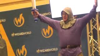 D&D and Improv from WizardWorld Chicago