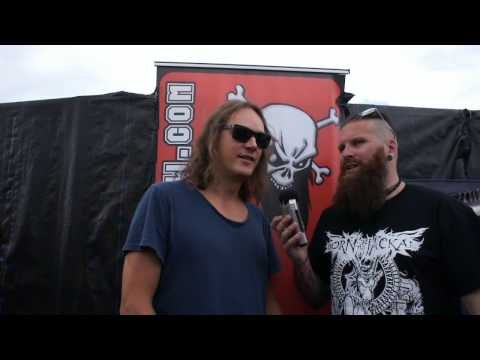 Children of Bodom Bloodstock Interview 2014