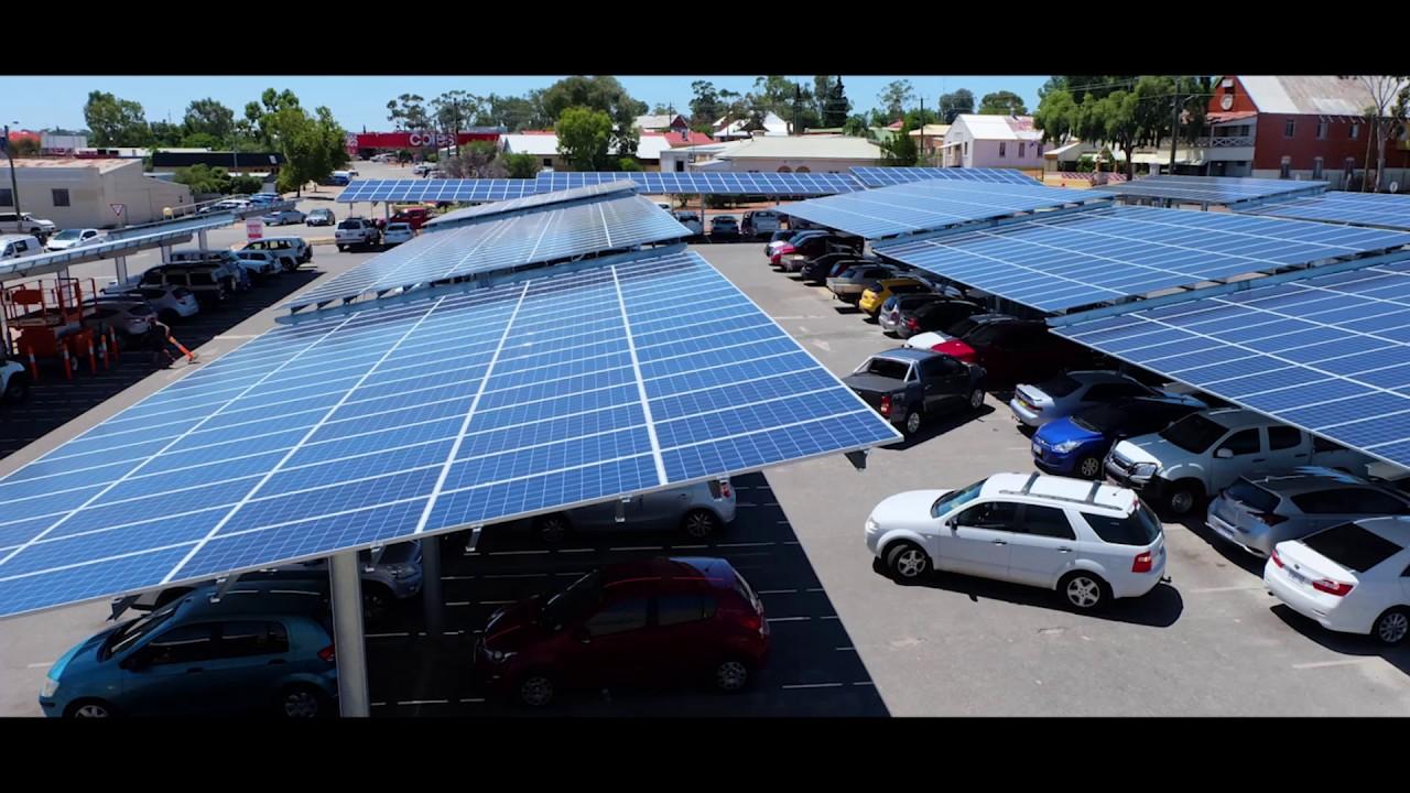 Perdaman Advanced Energy Northam Boulevard Solar Car